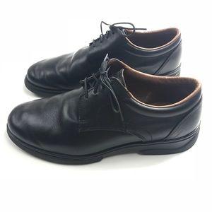 Allen Edmonds Commuter Black Leather Oxfords Shoes